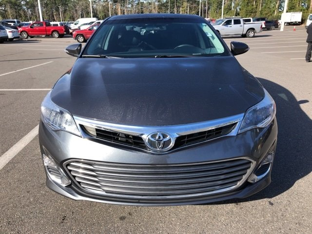 2015 Toyota Avalon XLE Premium Automatic 4 Door 3.5L V6 DOHC Dual VVT-i 24V Engine Sedan FWD