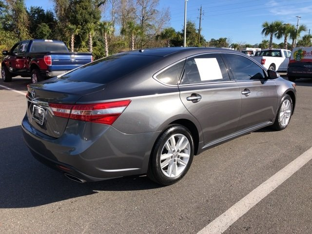 2015 Toyota Avalon XLE Premium 4 Door FWD 3.5L V6 DOHC Dual VVT-i 24V Engine Sedan Automatic