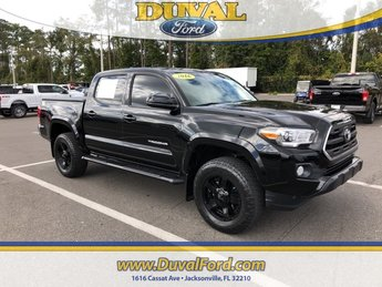 2017 Toyota Tacoma SR5 Truck V6 Engine 4 Door