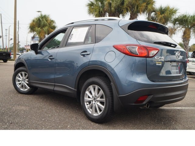 2016 Mazda CX-5 Touring AWD SUV Automatic 4 Door SKYACTIV® 2.5L 4-Cylinder DOHC 16V Engine