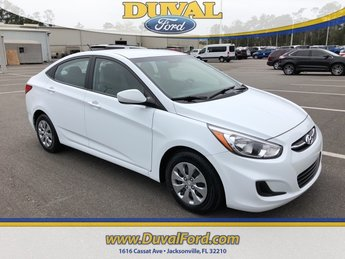2017 Hyundai Accent SE Automatic 1.6L I4 DGI DOHC 16V Engine Sedan 4 Door