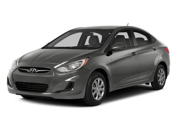 2014 Hyundai Accent GLS FWD Sedan 4 Door