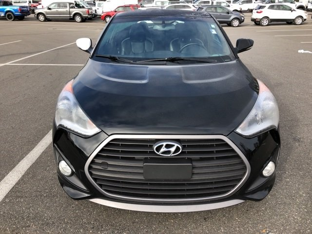 2016 Hyundai Veloster Turbo 3 Door Manual Hatchback