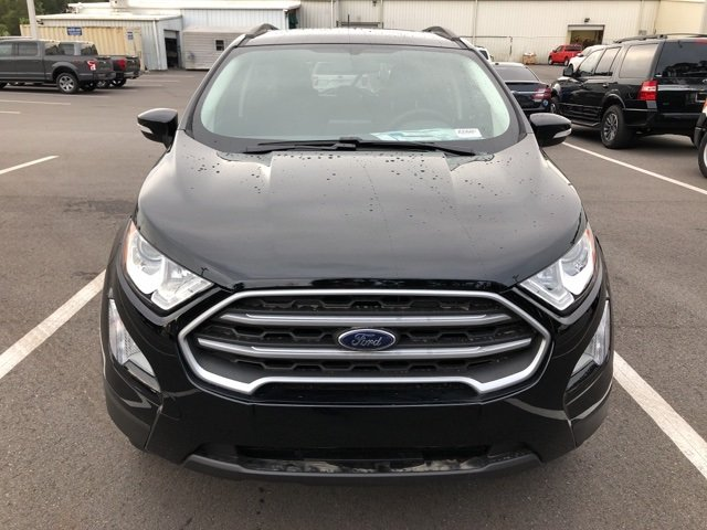 2018 Ford EcoSport SE 4 Door SUV Automatic