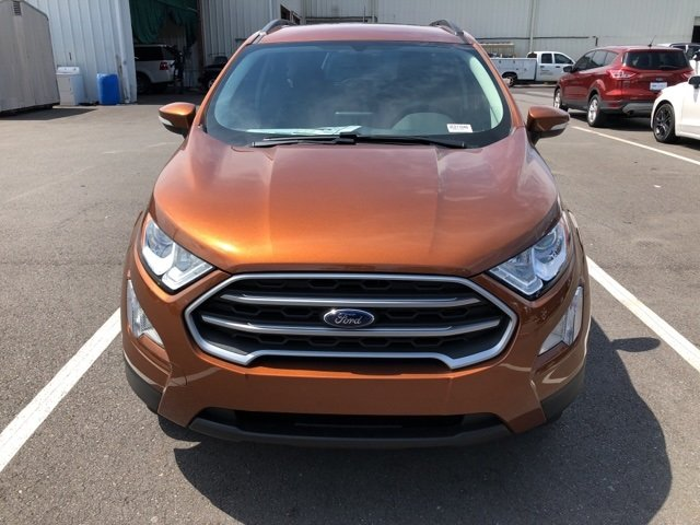 2018 Ford EcoSport SE SUV Automatic FWD