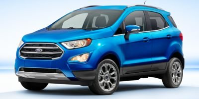 2018 Ford EcoSport SE Automatic FWD 4 Door EcoBoost 1.0L I3 GTDi DOHC Turbocharged VCT Engine