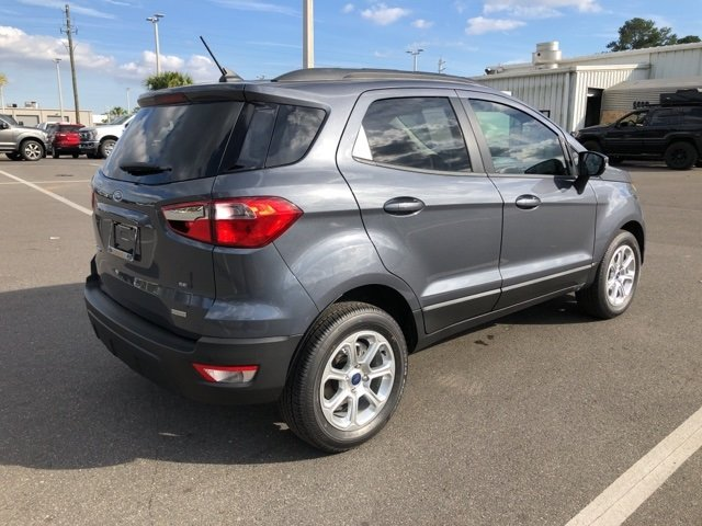 2019 Ford EcoSport SE SUV Automatic 4 Door