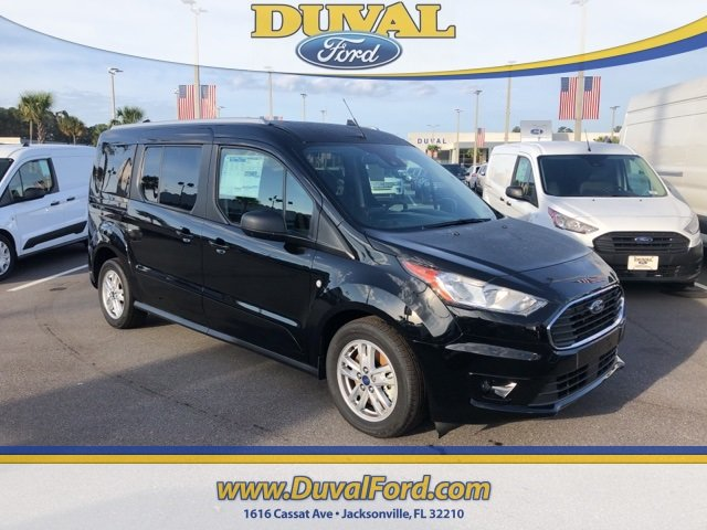 2019 Ford Transit Connect XLT I4 Engine Van Automatic 4 Door
