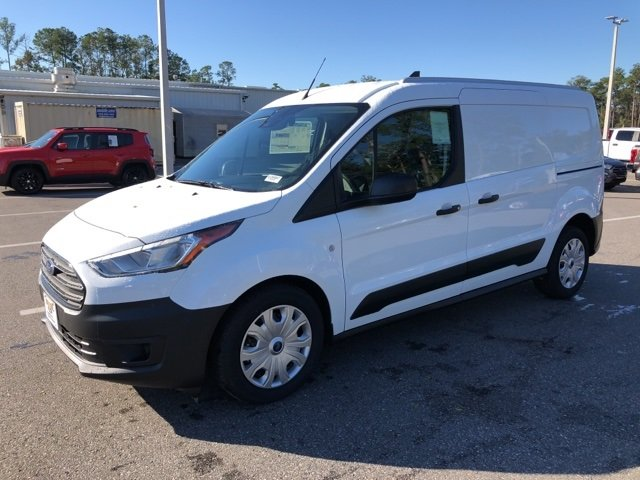 2019 Frozen White Ford Transit Connect XL 4 Door Automatic FWD