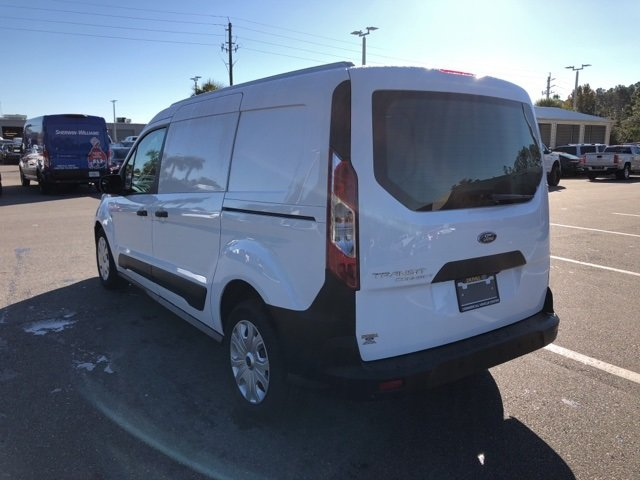 2019 Frozen White Ford Transit Connect XL FWD 4 Door Automatic
