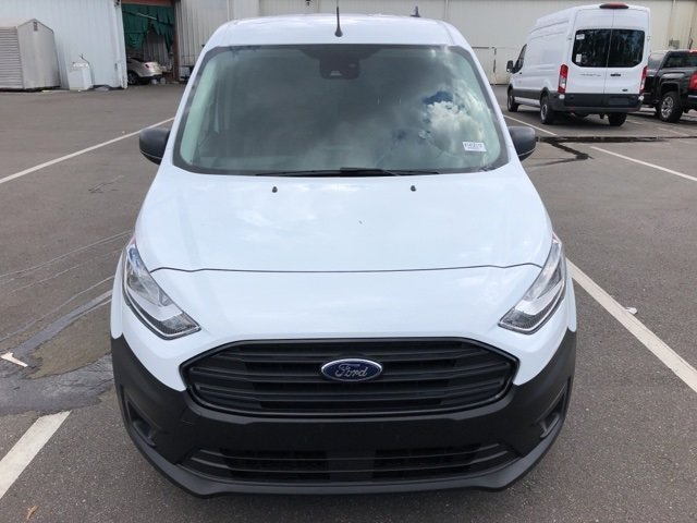 2019 Frozen White Ford Transit Connect XL I4 Engine Automatic Van