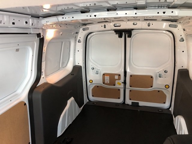 2019 Frozen White Ford Transit Connect XL I4 Engine Automatic FWD 4 Door Van