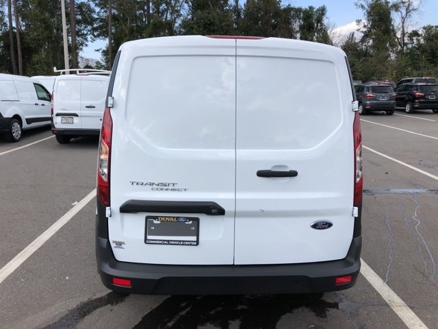 2019 Frozen White Ford Transit Connect XL Automatic Van I4 Engine