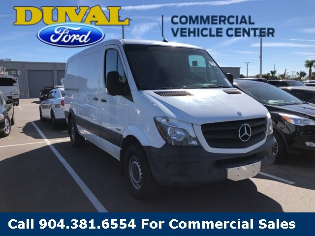 2014 Mercedes-Benz Sprinter 2500 Cargo 144 WB 3 Door Automatic RWD