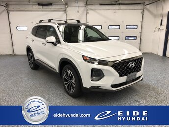 2020 Hyundai Santa Fe Limited 2.0T 4 Door AWD SUV Automatic 2.0L Turbocharged Engine