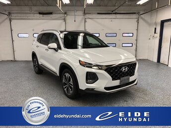 2020 Hyundai Santa Fe Limited 2.0T 2.0L Turbocharged Engine AWD Automatic 4 Door SUV