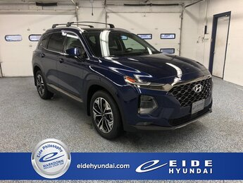 2020 Stormy Sea Hyundai Santa Fe Limited 2.0T AWD SUV 4 Door