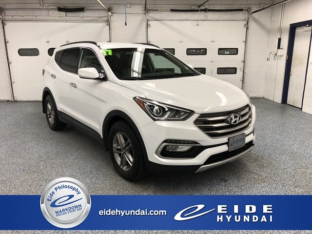 2017 Hyundai Santa Fe Sport 2.4 Base Automatic 4 Door SUV