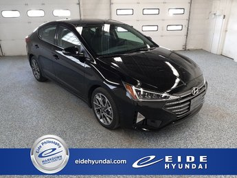 2020 Hyundai Elantra Limited 2.0L 4-Cylinder DOHC 16V Engine Sedan FWD 4 Door Automatic