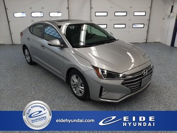 2020 Hyundai Elantra Value Edition FWD Automatic Sedan