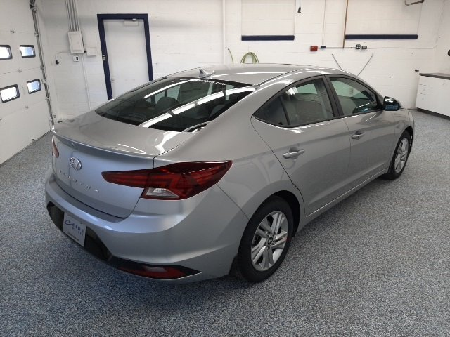 2020 Stellar Silver Hyundai Elantra Value Edition 2.0L 4-Cylinder DOHC 16V Engine 4 Door Automatic FWD