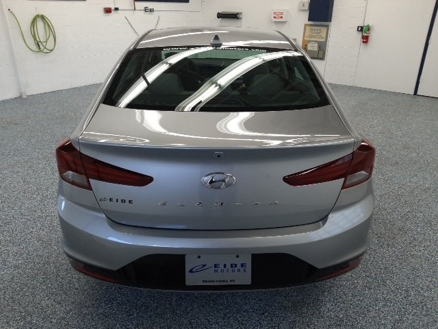 2020 Hyundai Elantra Value Edition Automatic 4 Door 2.0L 4-Cylinder DOHC 16V Engine