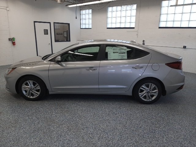 2020 Hyundai Elantra Value Edition 2.0L 4-Cylinder DOHC 16V Engine FWD 4 Door Sedan Automatic