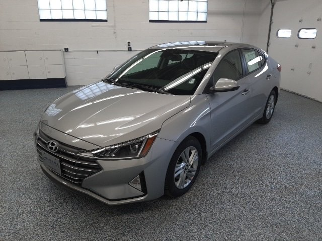 2020 Stellar Silver Hyundai Elantra Value Edition Automatic FWD Sedan