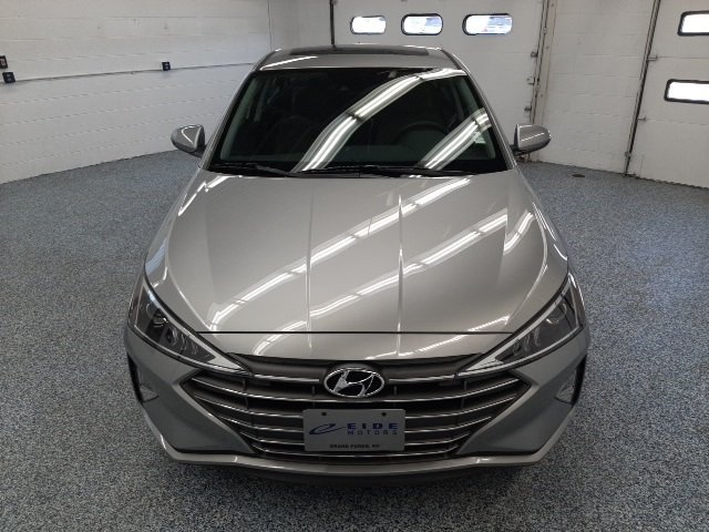 2020 Hyundai Elantra Value Edition Automatic Sedan FWD 4 Door 2.0L 4-Cylinder DOHC 16V Engine