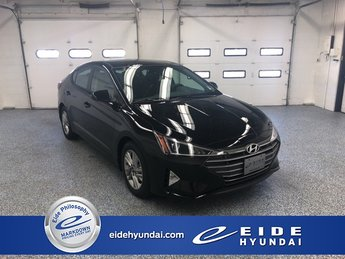 2020 Phantom Black Hyundai Elantra SEL 4 Door FWD Automatic