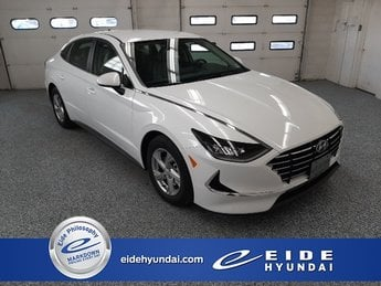 2020 Hyundai Sonata SE 4 Door FWD 2.5L I4 Engine Automatic