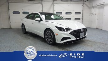 2020 Hyundai Sonata Limited FWD 1.6L I4 Engine Sedan