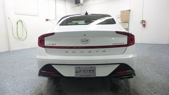 2020 Hyundai Sonata Limited Automatic 1.6L I4 Engine FWD