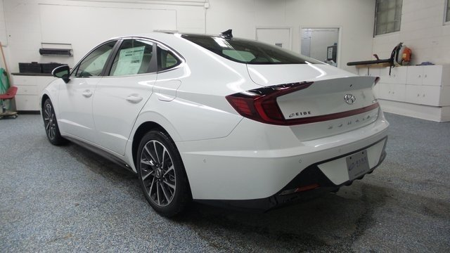 2020 Hyundai Sonata Limited Sedan Automatic 4 Door 1.6L I4 Engine