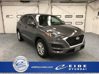 2021 Hyundai Tucson SE AWD SUV 4 Door I4 Engine Automatic