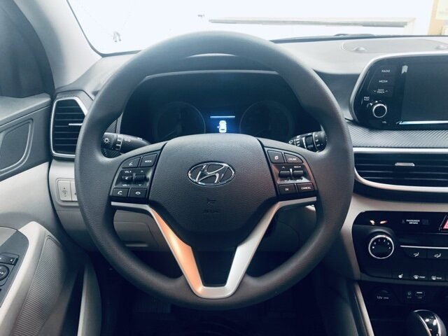 2020 Stellar Silver Hyundai Tucson Value 4 Door AWD 2.0L 4-Cylinder Engine SUV