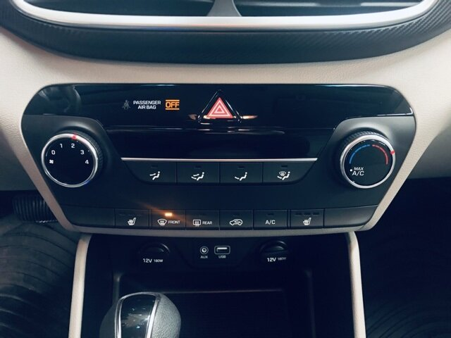 2020 Hyundai Tucson Value Automatic 2.0L 4-Cylinder Engine AWD