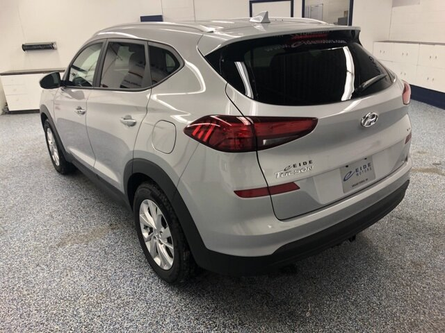 2020 Hyundai Tucson Value 2.0L 4-Cylinder Engine Automatic 4 Door SUV AWD