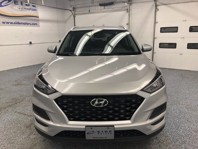 2020 Stellar Silver Hyundai Tucson Value 2.0L 4-Cylinder Engine AWD Automatic