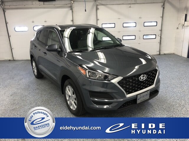 2021 Magnetic Force Hyundai Tucson Value AWD 4 Door SUV