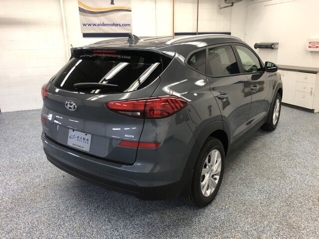 2021 Hyundai Tucson Value SUV 4 Door Automatic I4 Engine