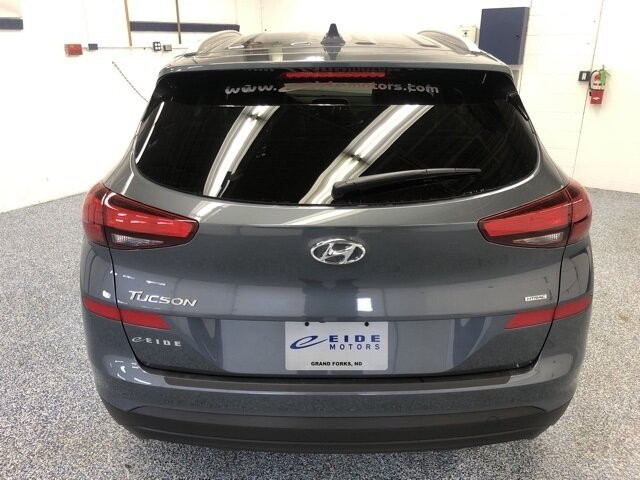 2021 Magnetic Force Hyundai Tucson Value Automatic AWD I4 Engine SUV