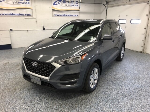 2021 Magnetic Force Hyundai Tucson Value AWD SUV Automatic 4 Door I4 Engine