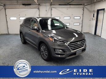 2021 Magnetic Force Hyundai Tucson Limited SUV Automatic AWD 2.4L I4 DGI DOHC 16V Engine