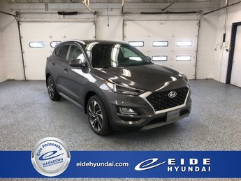 2020 Magnetic Force Metallic Hyundai Tucson Sport AWD 4 Door SUV 2.4L I4 DGI DOHC 16V Engine Automatic