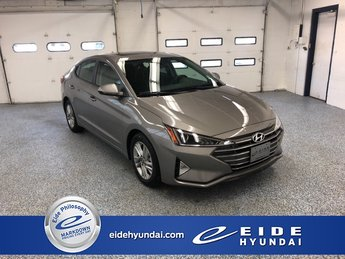 2020 Fluid Metal Hyundai Elantra Value Edition Automatic 4 Door 2.0L 4-Cylinder DOHC 16V Engine FWD