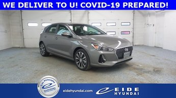 2020 Fluid Metal Hyundai Elantra GT Base FWD Hatchback 2.0L DOHC Engine Automatic