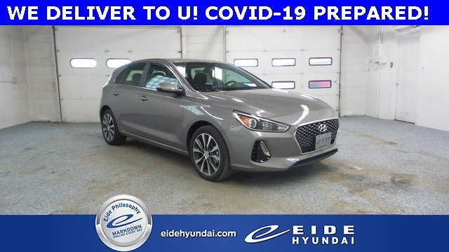 2020 Hyundai Elantra GT Base Hatchback 2.0L DOHC Engine FWD 4 Door