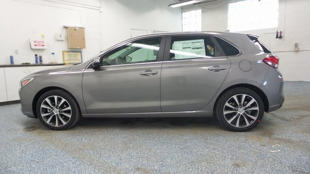 2020 Fluid Metal Hyundai Elantra GT Base FWD Automatic 2.0L DOHC Engine 4 Door Hatchback
