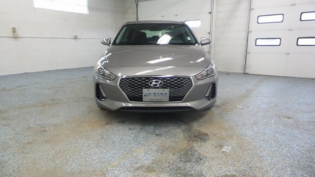 2020 Fluid Metal Hyundai Elantra GT Base Hatchback 4 Door FWD Automatic 2.0L DOHC Engine